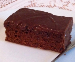 Quick Mix Chocolate Fudge Cake