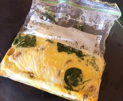 Thermomix Easy Omelette in a Bag
