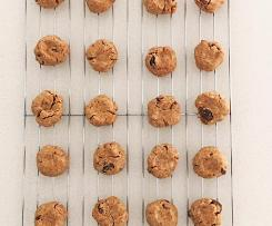 Sultana Cookies - Gluten, Dairy, Egg and Nut Free