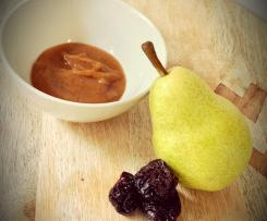 Baby Constipation Cure Pear and Prune Puree