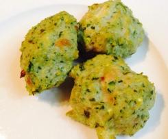 Chicken & Zucchini Meatballs