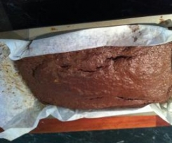 Paleo Chocolate Coffee Bacon Brownie By Michelleb A