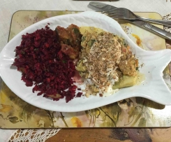 Chicken Fricassee
