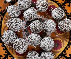 Nut-free Bliss Balls