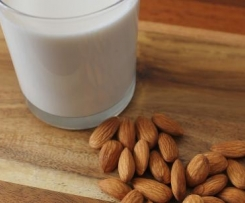 Rice and almond milk
