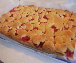Clone of Yummy Apple Shortcake - Raspberry & White Choc Version