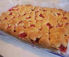 Clone of Yummy Apple Shortcake - Raspberry & White Choc Version