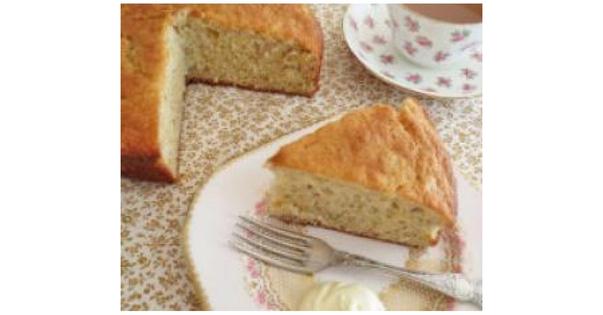 Buttermilk Banana Cake Thermomix
