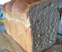 Soft & fluffy (wheat-free) spelt bread