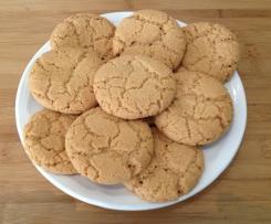 Grantham Ginger Crunchies