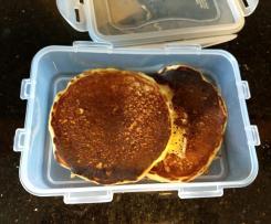 "Bertha's ""St. Patrick's"" Gluten Free Zucchini Pancakes"