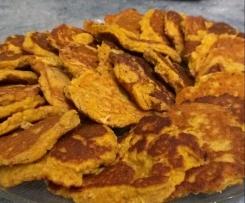 Almond, Spelt & Date Pancakes