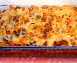 Hungarian Potatoe bake