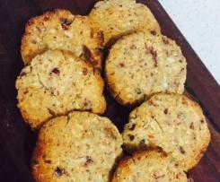 Almond Pulp Cookies - Dairy, Gluten, Sugar & Egg Free