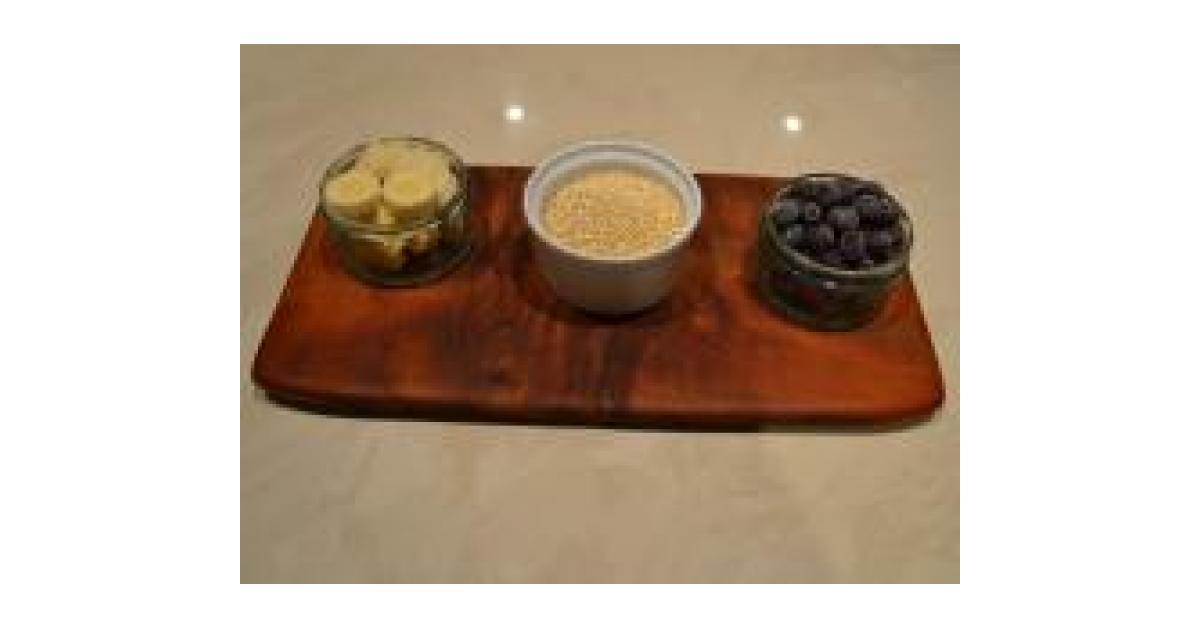 Banana Blueberry Baby Food Recipe