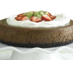 Creamy Chocolate Cheesecake Recipe