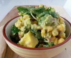 Chunky Corn and Avocado Salsa