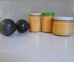 Variation Passionfruit Curd