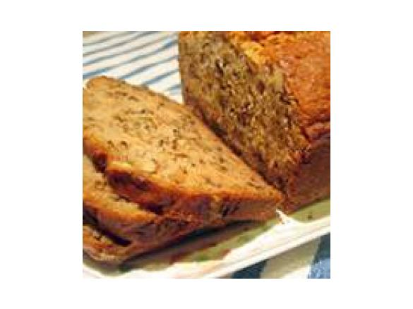Banana Bread Sugar Free
