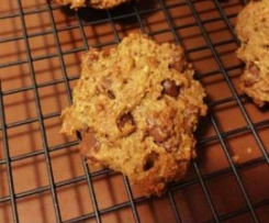 Clone of Choc chip chickpea cookies (gluten free version)