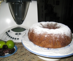 Date lime cake