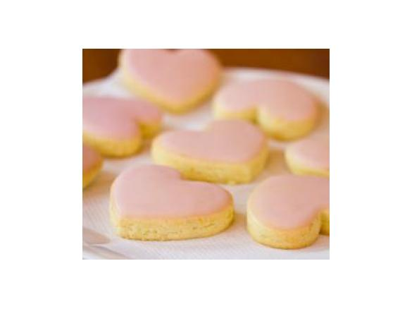Citrus Valentine S Biscuits By Erica Noble A Thermomix Sup Sup Recipe In The Category Baking Sweet On Www Recipecommunity Com Au The Thermomix Sup Sup Community