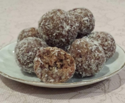 Coconut Balls of Goodness