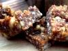 Fudgey Sesame Nut Bars