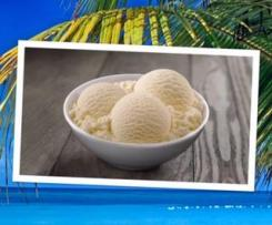 3 ingredient vanilla ice-cream