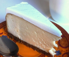 """""""I can't believe it's not dairy"""" New York Cheesecake"""