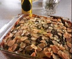 lchf spinach bake