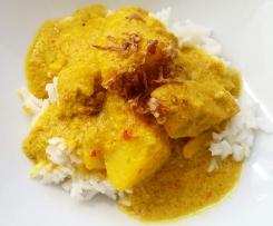 Kari Ayam - Chicken Curry