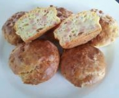 Easy Peasey Savoury Muffins