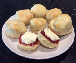 Scones - Edmonds cookbook