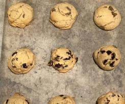 BB's Choc Chip Cookies