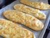 Garlic cheesy naan