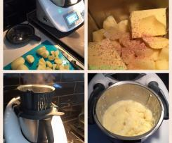 Janny's best mashed potato recipe