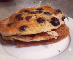 Blueberry Pikelets - Gluten Dairy Egg & Nut Free