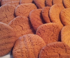 Grandma Martin's Gingernuts