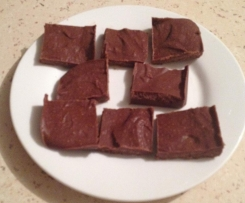 Easy Raw Fudge