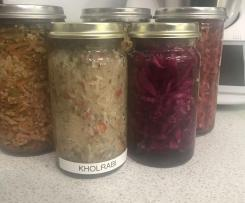 Coleslaw - canned/preserved