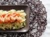 Prawn orange and fennel salad