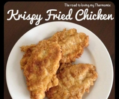 KFC Krispy Fried Chicken