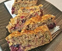 Very Berry Gluten Free Cake