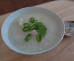 Failsafe chicken congee