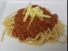 Bacony Spaghetti Bolognese