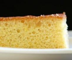 Sticky Lime Cake