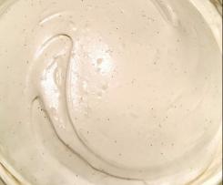 Aquafaba Marshmallow Fluff
