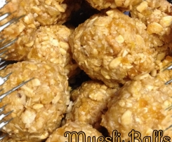 Muesli Balls