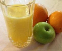 Pineapple, Apple and Orange Juice